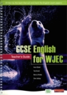 Image for GCSE English for WJEC Teacher's Guide