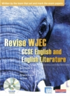 Image for Revise WJEC GCSE English and English literature