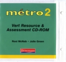 Image for Metro 2 Vert Resource and Assessment File with CD-ROM