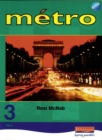 Image for Metro 3 Vert Pupil Book Euro Edition