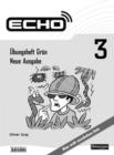 Image for Echo 3: èUbungsheft grèun