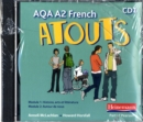 Image for Atouts  : AQA A2 French