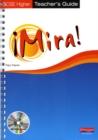 Image for Mira AQA/OCR GCSE Spanish Higher Teacher's Guide