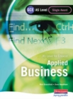 Image for Applied business  : AS level for Edexcel