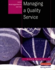 Image for Managing a quality service