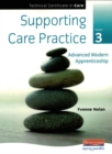Image for Supporting care practice level 3  : advanced Modern Apprenticeship