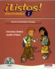 Image for Listos!1: Teacher's guide