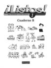 Image for Listos!1: Cuaderno B
