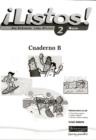 Image for Listos!2: Rojo Cuaderno B