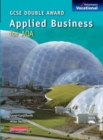 Image for GCSE applied business for AQA  : double award