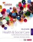 Image for ProActive Health & Social Care: Level 2 Candidate Book and CDROM