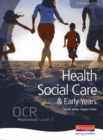 Image for Health social care & early years  : OCR National Level 3