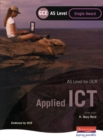 Image for AS level for OCR applied ICT