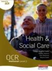Image for Health & social care  : OCR national level 2