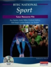 Image for BTEC national sport: Tutor resource file