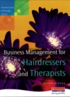 Image for Business management for hairdressers and therapists