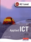 Image for Applied ICT  : A2 level for OCR