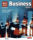 Image for BTEC National businessBook 1 : Bk. 1 : Student
