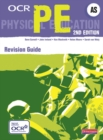 Image for OCR PE physical education AS: Revision guide
