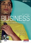 Image for BTEC First Business ADR and CD-ROM