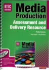 Image for Media production  : assessment and delivery resource