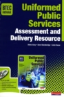 Image for BTEC National Uniformed Public Services Assessment and Delivery Resource