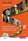 Image for World of Work DVD Learning Resource File: Construction and the Built Environment Level 2