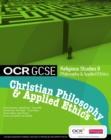 Image for OCR GCSE religious studies B: Philosophy & applied ethics