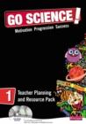Image for Go Science! Teacher Planning Pack & CDROM 1