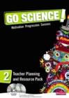 Image for Go Science! Teacher Planning Pack & CD-ROM 2