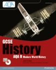 Image for GCSE AQA B: Modern World History Student Book