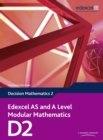 Image for Edexcel AS and A-level modular mathematics2: Decision mathematics