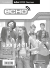 Image for Echo AQA GCSE German Foundation Workbook 8 Pack
