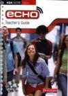 Image for Echo higher AQA GCSE German: Teacher's guide