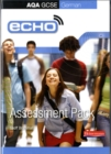 Image for Echo AQA GCSE German Assessment Pack (Higher and Foundation)