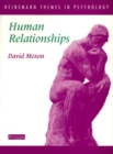 Image for Human relationships