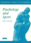 Image for Psychology and sport
