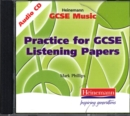 Image for Practice for GCSE Music Listening Paper: Audio CD