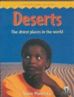 Image for Deserts : The driest places in the world