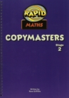 Image for Rapid mathsStage 2,: Copymasters