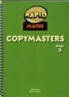 Image for Rapid mathsStage 3,: Copymasters