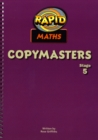 Image for Rapid mathsStage 5,: Copymasters
