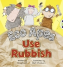 Image for Bug Club Guided Fiction Reception Red A Eco Apes Use Rubbish