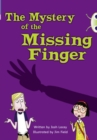 Image for The The Mystery of the Missing Finger : BC Blue (KS2) A/4B The Mystery of the Missing Finger (Blue A/NC 4B)