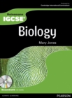 Image for Heinemann IGCSE Biology Student Book with Exam Cafe CD
