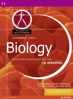 Image for Pearson Baccalaureate: Standard Level Biology for the IB Diploma