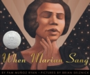 Image for When Marian Sang: True Recital of Marian Anderson : True Recital of Marian Anderson, The