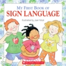 Image for My First Book Of Sign Language