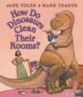 Image for How do dinosaurs clean their rooms?