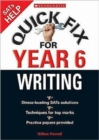 Image for Quick fix for year six: Writing